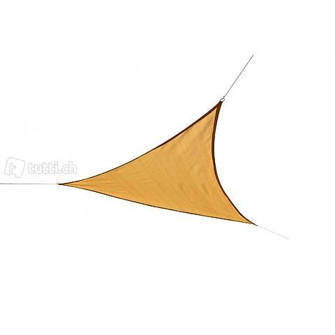 Triangolo di vela solare 6 x 6 x 6 m (Consegna gratuita)
