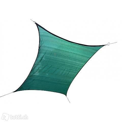 Vela solare 3x4 m verde (Consegna gratuita)