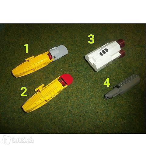 Lego Technik Motoren, Antrieb Licht und Sound EINZELN
