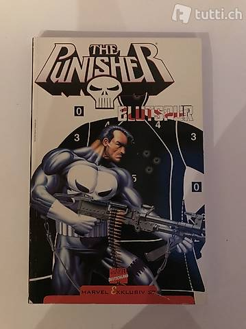 The Punisher - Blutspur