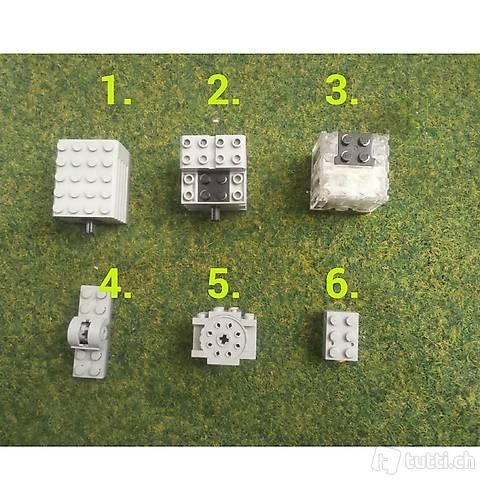 Lego Update 01.2020 Technik Motoren, Switch EINZELN
