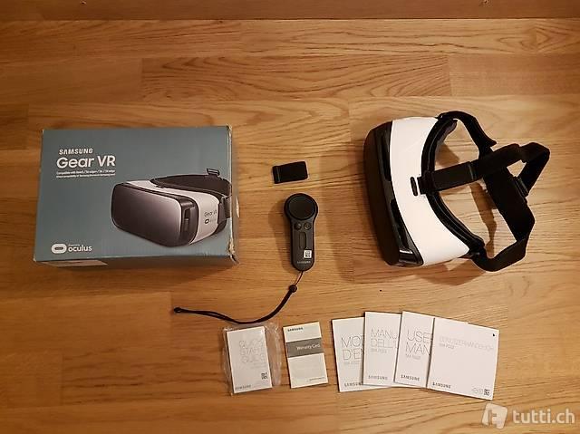 Samsung Gear VR Oculus mit Controller