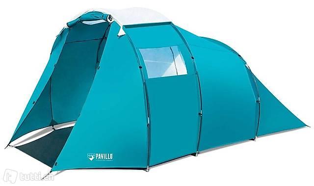 Tenda Pavillo Family Dome per 4 (Consegna gratuita)