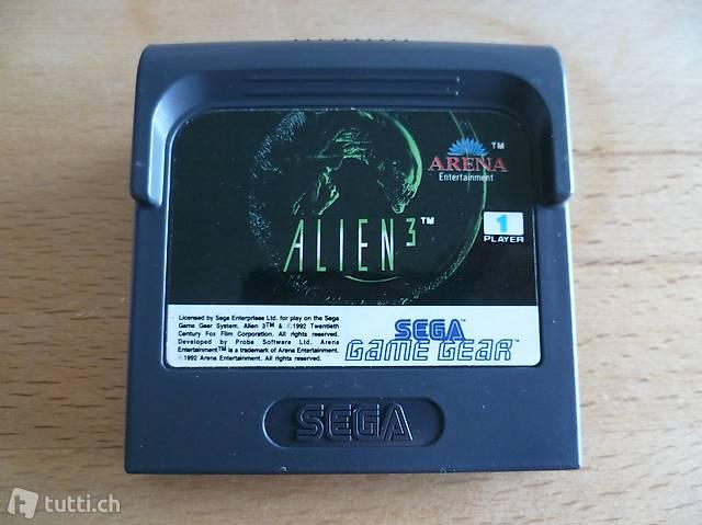 Alien 3 - SEGA Game Gear