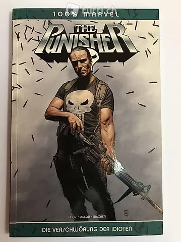 The Punisher - Die Verschwörung der Idioten
