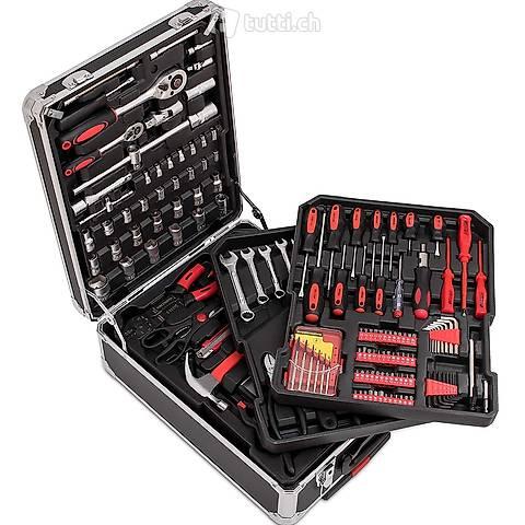Werkzeugkoffer 949 teilig | Werkzeugkasten
