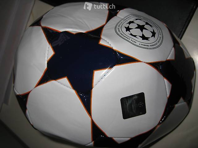 UEFA Fussball Champions League, Size 5, official licensed Pr