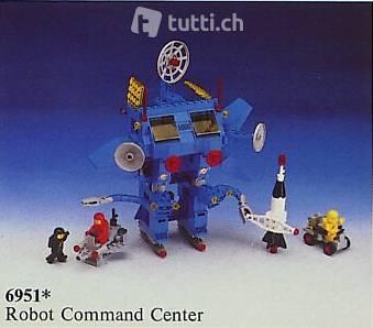Lego Space 6951 #5 Robot Command Center
