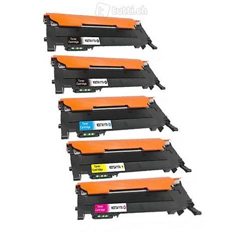 Kompatibel HP Color Laser 150 Series Tonerpatronen