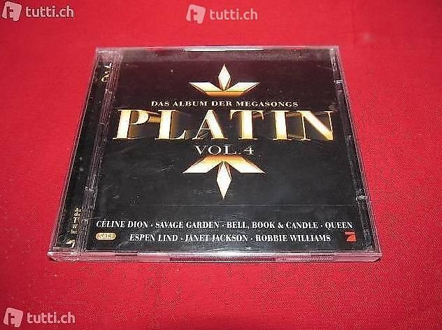 Platin Vol. 4- Das Album der Megastars