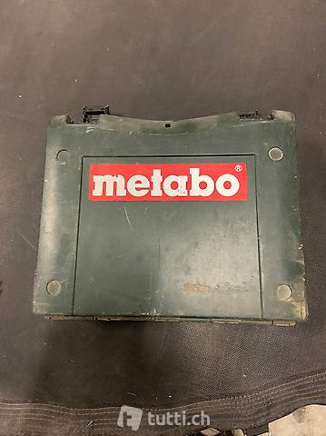 Trapano professionale METABO