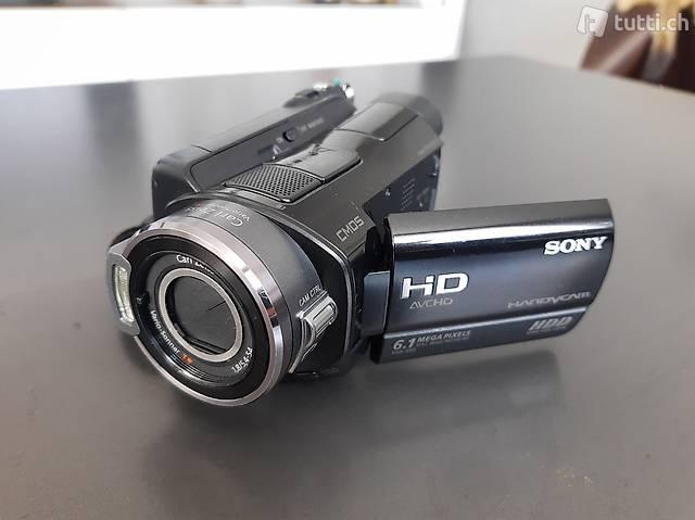 Sony Camcorder SR8E