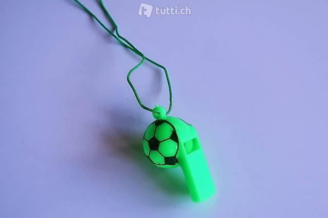 Fussball Trillerpfeife