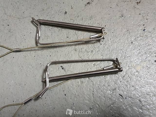 Voile Splitboard Bindung Pins