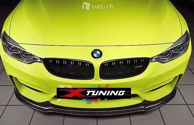 Frontlippe VRS-Typ BMW F82 F83 M4 F80 M3 lippe