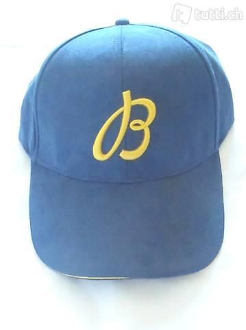 Breitling Cap neu, blau, gelb, sehr selten, rar, Sammeln