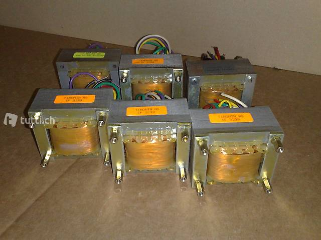 Trasformatore 40V/45V/50V/55V a 33V / 40VA