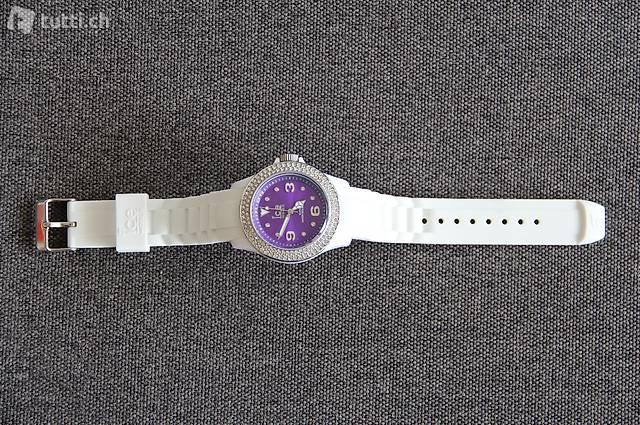 Ice Watch Damenuhr, Ice Star White Pink