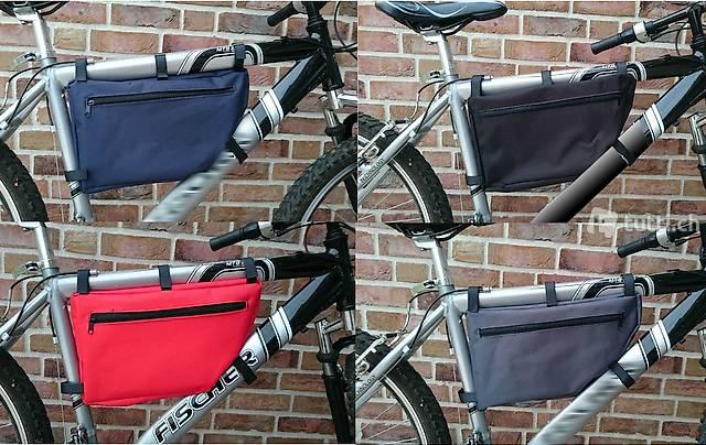Portofrei Velo Fahrrad RAHMENTASCHE Große Rahmen Tasche Fahr