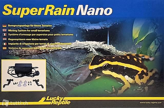 Lucky Reptile Super Rain Nano Beregnungsanlage, Inkl. Vers.