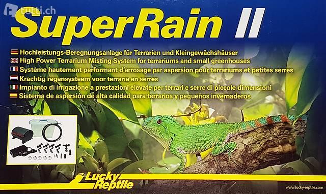 Lucky Reptile Super Rain II Beregnungsanlage, inkl. Versand!