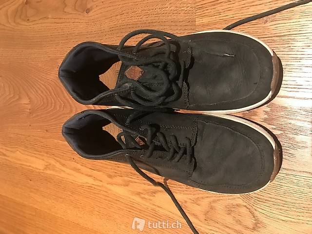 Reef Sneakers Leder - EUR 40, fast neu