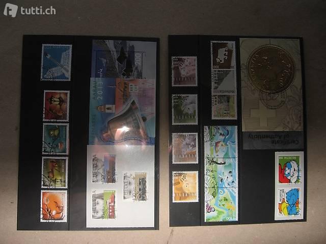 Briefmarken Serie 2013 2