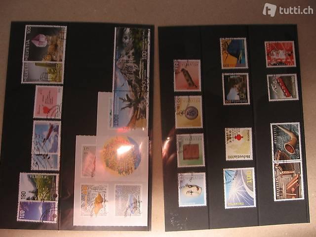 Briefmarken Serie 2014