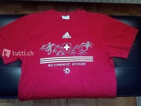 T shirt gr. 152 Adidas Suisse 2008 in Valais acheter tutti.ch