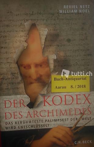 Netz, Der Kodex des Archimedes