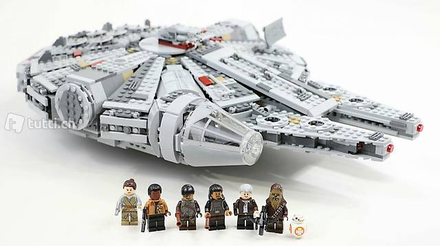 Lego Star Wars 75105 Millennium Falcon Episode VII