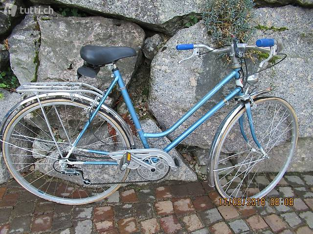 Bike, Damenfahrrad, Damenvelo, Velo, Fahrrad,