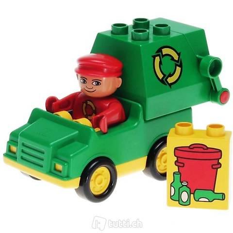 LEGO Duplo 2613 - Müllabfuhr