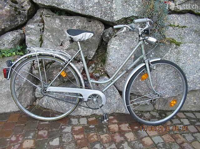 OLDIES, Damenfahrrad, Damenvelo, 3 Gänger, Bike,