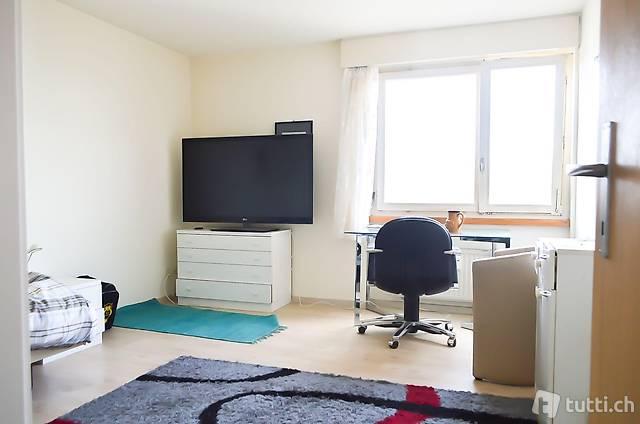 Möbliertes Zimmer in WG mit eigenem BALKON