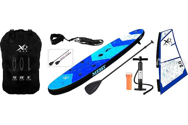 """Stand Up Paddle Surfboard 320 cm """"Messy"""" (Gratis Versand)"""