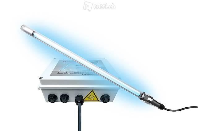 UV-C mit Vorschaltgerät HD PRO 50'000 neu!