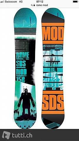 Freestyle Snowboard Rome Mod