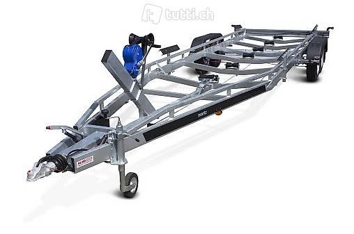Bootsanhänger Bootstrailer Martz 3500kg Boot Anhänger