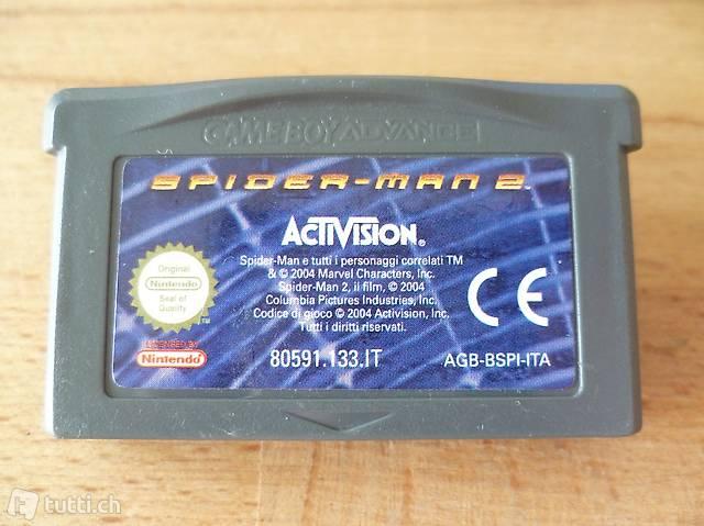 Spider-Man 2 (ITA) - Nintendo DS