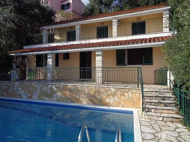 Freistehendes Haus mit panorama Meeresblick in Griechenland