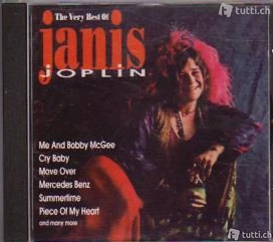 Joplin, J: Best Of Janis Joplin,The Very best of
