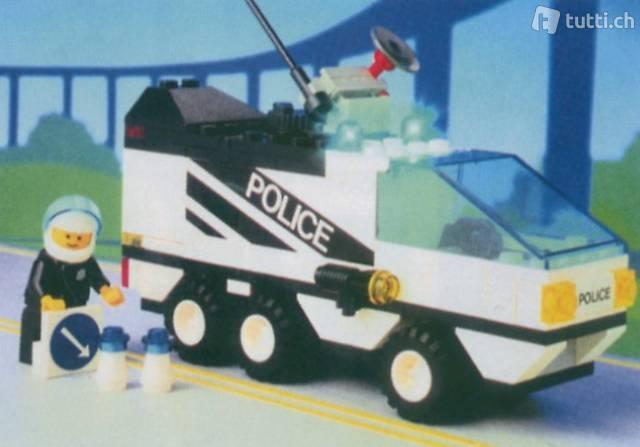 Lego 6430 Polizeiwagen Licht & Sound