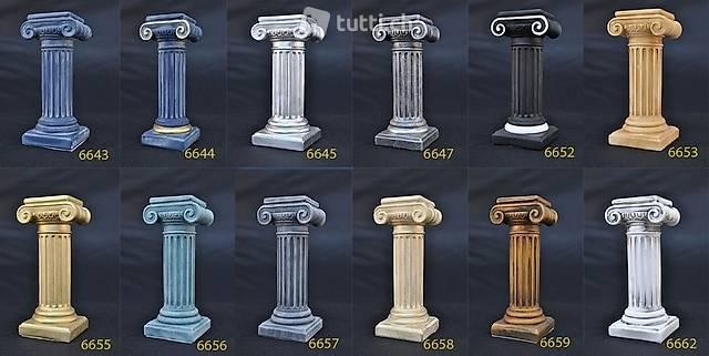 Design Spalten Säule Antike Dekosäule Säulen Blumensäule Ständer Podest 1013 Neu
