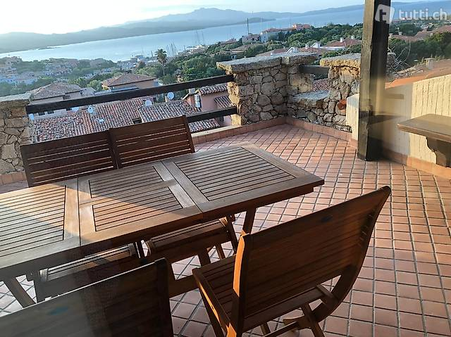 Sardegna - Porto Rotondo - Affittasi attico vista mare
