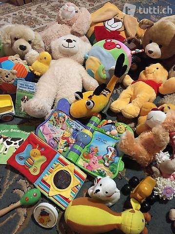 Spielzeug-Paket