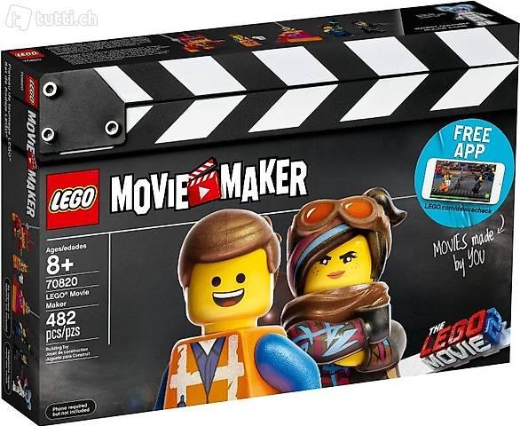 Lego 70820 Movie Maker, teilweise noch OVP