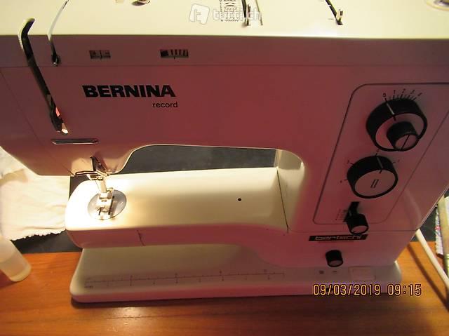Bernina Nähmaschine Service und Reparaturen von mechanischen
