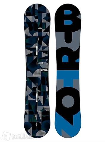 Originalverpacktes BURTON Clash Freestyle Snowboard 157cm