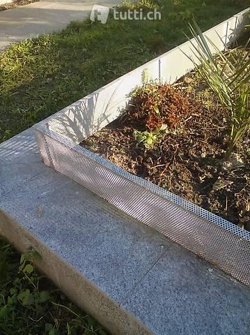 Moduli per recinto per tartarughe o altro in lamiere forate